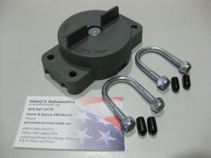 WARN 36015 ATV Quad Rotary Butterfly Switch Control Winch