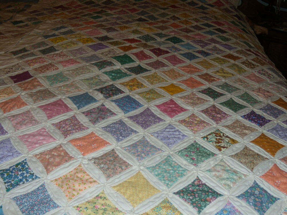Green Quilting Fabric