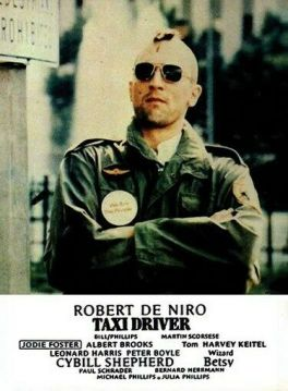 Image result for taxi driver poster