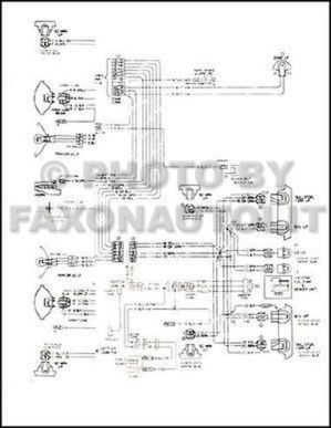 1975 Chevy GMC G Van Wiring Diagram Beauville Sportvan