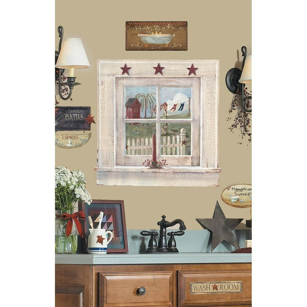 Stars And Berries Kitchen Decor