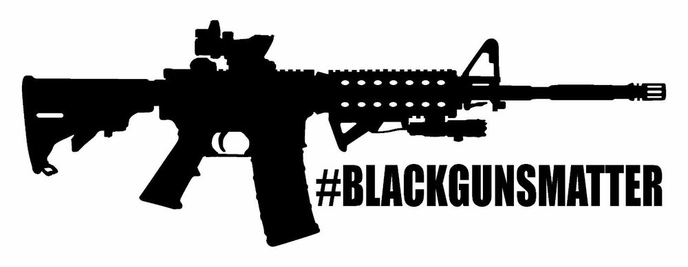 Image result for black guns matter