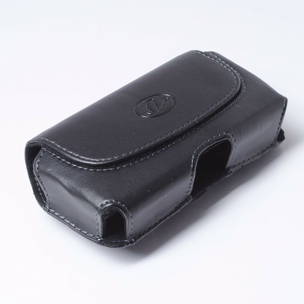 Money Clip Leather Cell Phone Holder