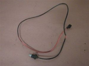 Gas Fuel Tank Sending Unit Wiring Wire Extension 19771979