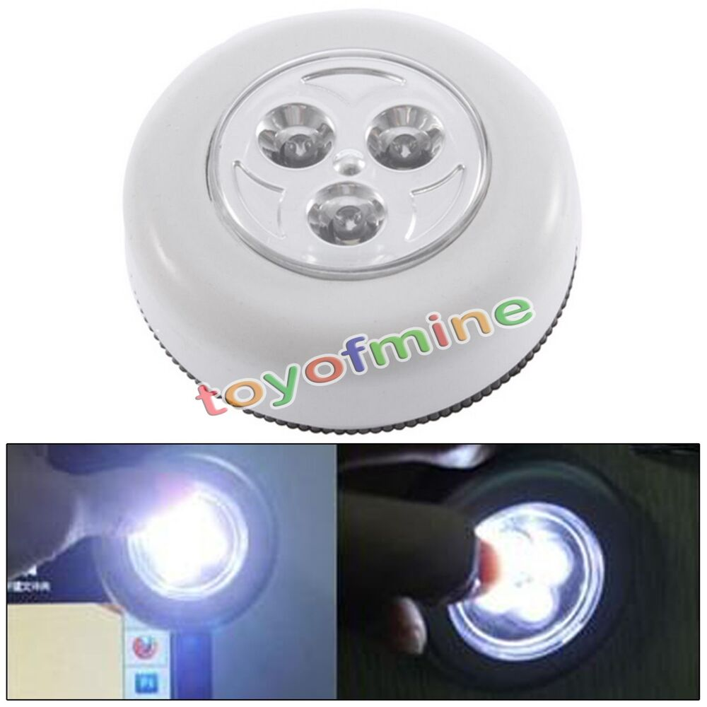 Battery Powered Led Tap Lights
