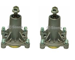 2 NEW 192870 MANDREL SPINDLE ASSEMBLIES FOR 42