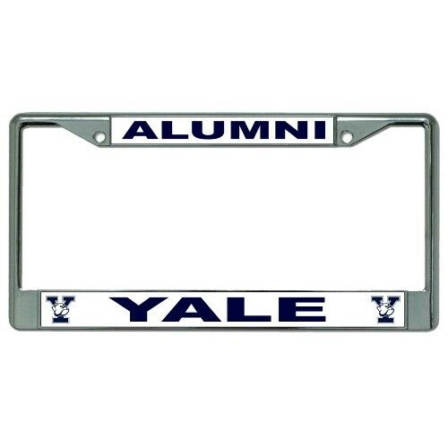 Harvard License Plate Frames