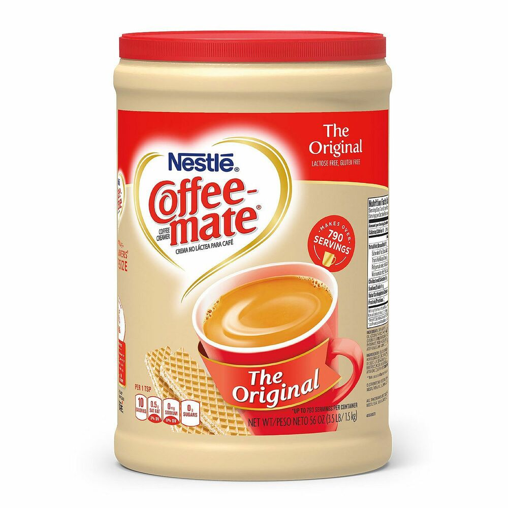 Oz Coffee Liquid Mate Larger 10 2 Or Coffee Nestle Powder Or Creamer
