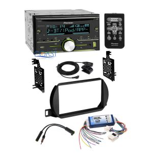 Pioneer Car Radio Stereo Dash Kit Bose Wire Harness for