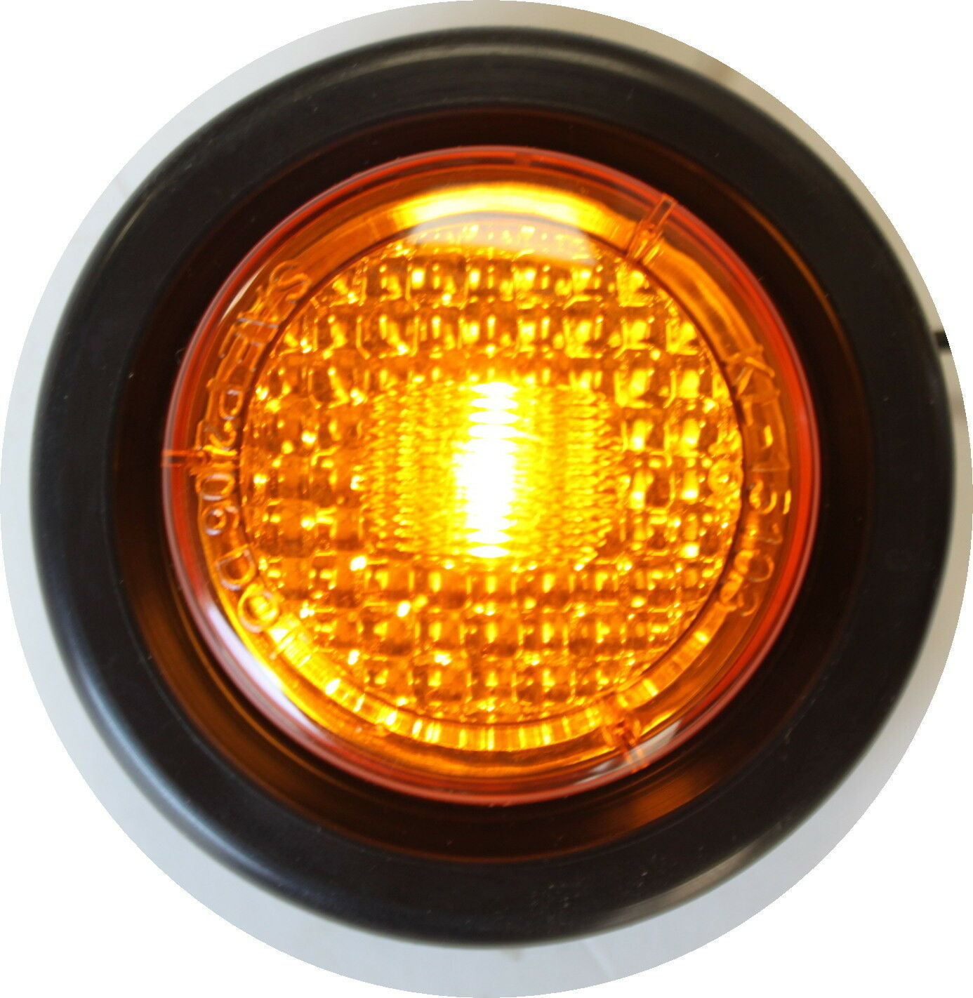 Round Led Truck Lights
