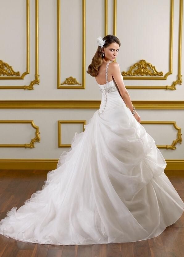 Abiti da sposa fatto su misura a scelta tra 3 modelli 4