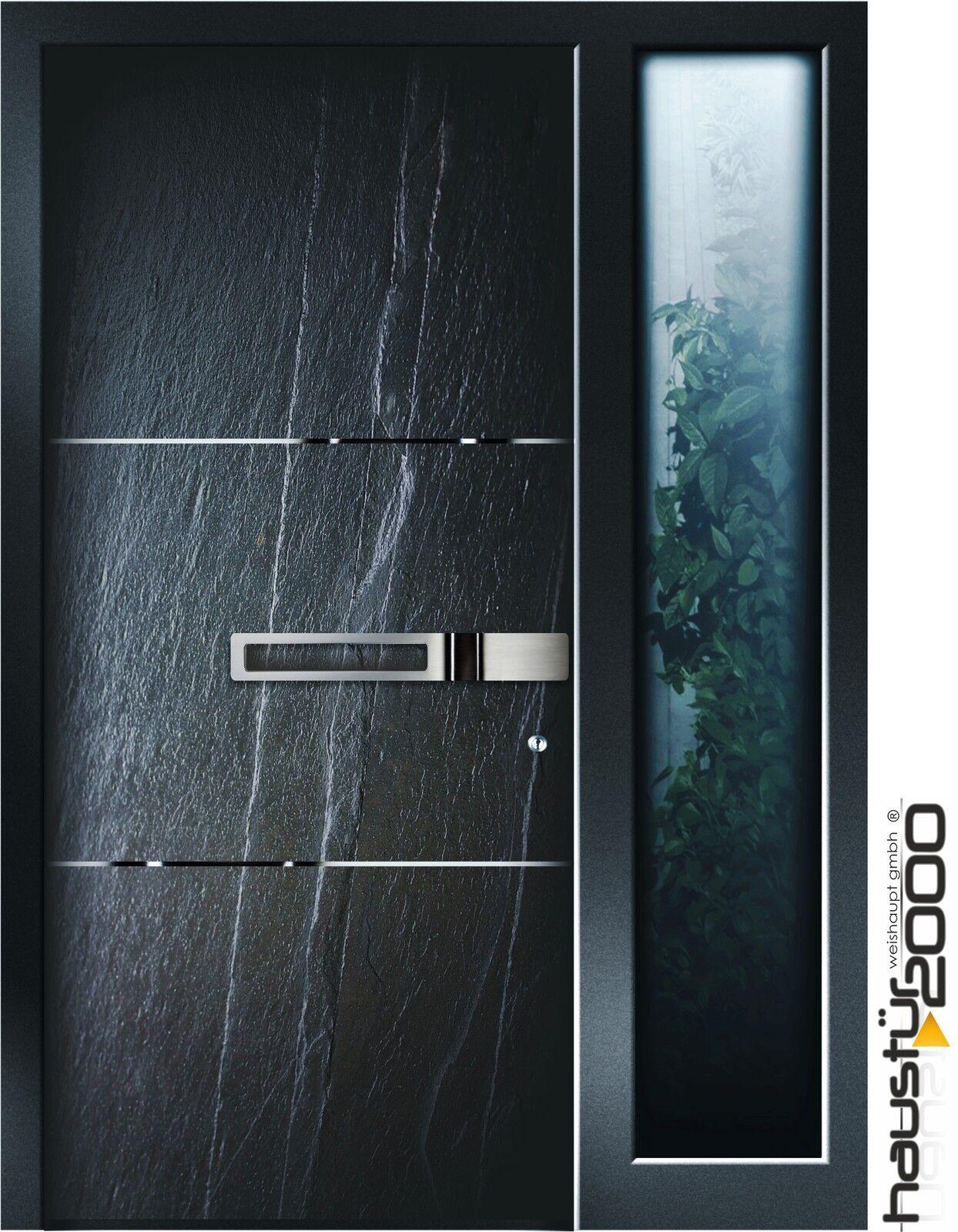 Aluminium Haustur Alu Haustur Hausturen Mod Ht 6 Gl