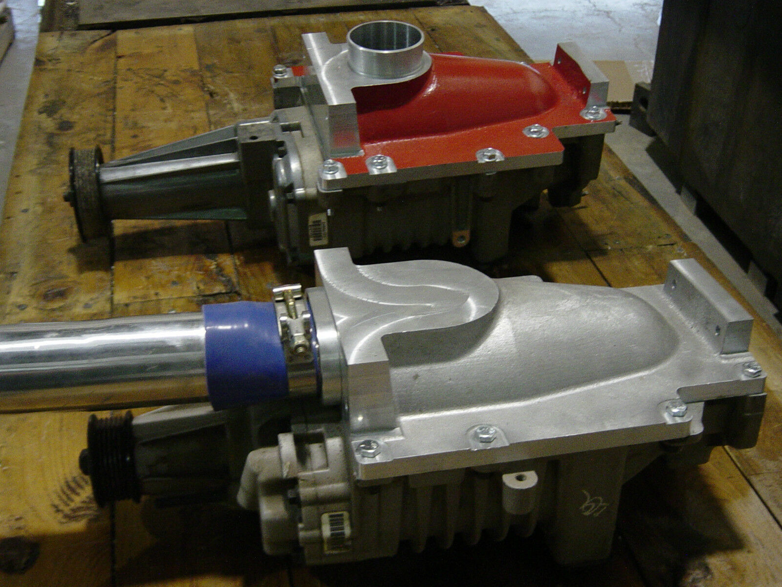 Thunderbird Super Coupe Performance Parts