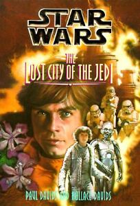 Cover Art for The Lost City Of The Jedi