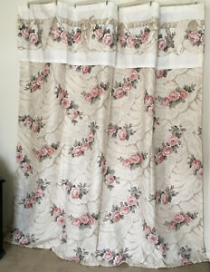 lace shower curtains for sale ebay