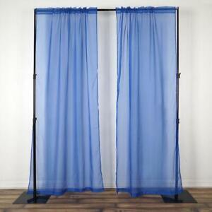organza curtains drapes valances for