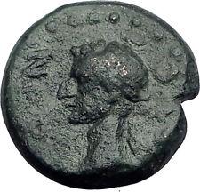 NERVA 96AD Colonist Founding Roman Colony at Parion / Parium Mysia w BULL i63467