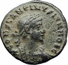 CONSTANTINE II Jr. Constantine I the Great son Ancient Roman Coin Legion i76664