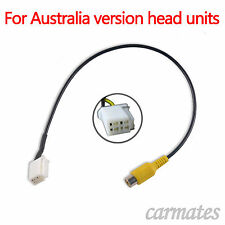 Car Reverse Audio and Video Wire Harnesses   eBay