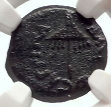 Herod AGRIPPA I JERUSALEM Biblical Claudius Time Ancient Greek Coin NGC i70920