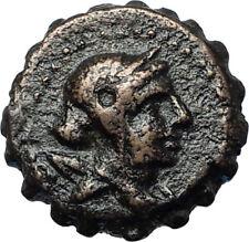 DEMETRIOS I Soter 162BC Seleukid Authentic Ancient Greek Coin ARTEMIS i68078