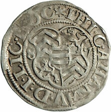 1587 GERMANY German States Hanau-Lichtenberg Count PHILIP IV Silver Coin i74599