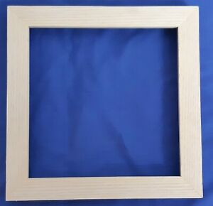 wooden nature deep picture frames