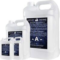 transparent epoxy resin anti uv kit 1