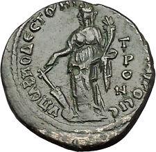 GORDIAN III 238AD Marcianopolis TYCHE VIRGO Authentic Ancient Roman Coin i50990