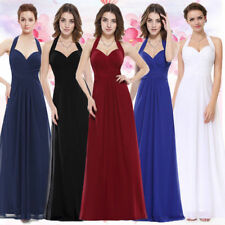 Bridesmaid Dresses for sale   eBay Ever Pretty Halter Neck Prom Dress Sweetheart Evening Gowns Party Dresses  08487