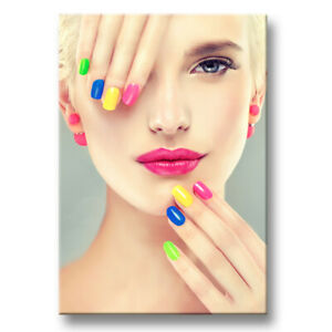 nail salon posters for sale in stock