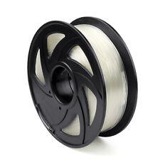 3D Printer Filament 1.75mm PLA 1kg/2.2lb For RepRap MarkerBot Transparent Pack