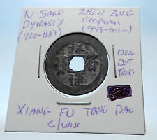 998AD CHINESE Northern Song Dynasty Antique ZHEN ZONG Cash Coin of CHINA i72681
