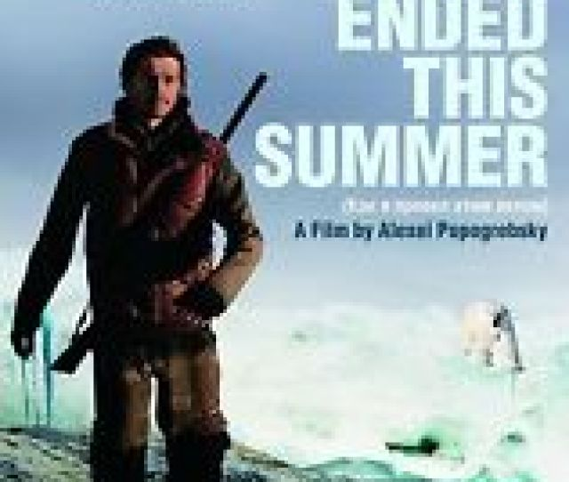 How I Ended This Summer Dvd Russian Language Film Movie World Cinema