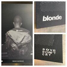 frank ocean blonde poster black friday