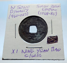 1068AD CHINESE Northern Song Dynasty Antique SHEN ZONG Cash Coin of CHINA i72973