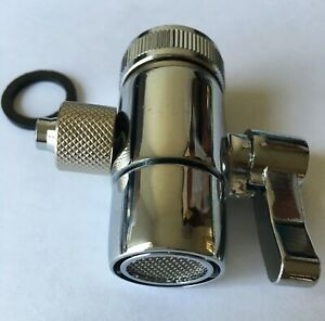 faucet diverter valve in water filters