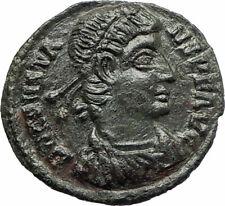 CONSTANS Constantine the Great son Ancient Roman Coin Phoenix Firebird  i76529