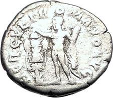 COMMODUS son of Marcus Aurelius 192AD Ancient Silver Roman Coin Hercules i73400
