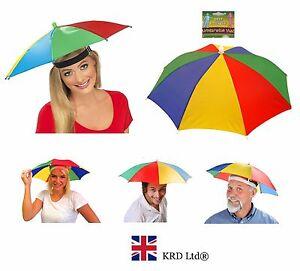 Umbrella Hat For Sale Ebay