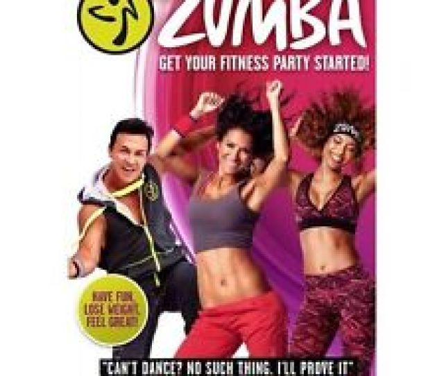 Zumba Get Your Fitness Party Started  Dvd