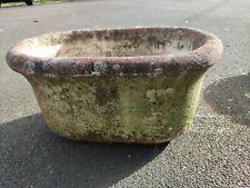 pierre reconstituee jardiniere en vente