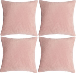 4 pink cushion covers for sale ebay