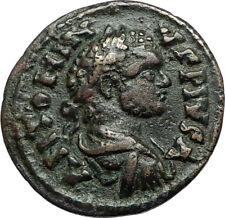 CARACALLA 198AD Genuine Parion Parium Mysia Ancient Roman Coin GENIUS i67008