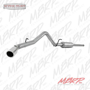 exhaust systems for 2018 gmc sierra