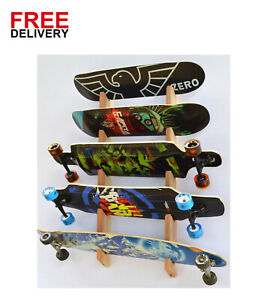 skateboard wall racks products for sale
