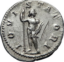 GORDIAN III 241AD Rome Authentic Ancient Silver Roman Coin JUPITER / ZEUS i70133