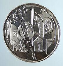 2003 GERMANY Munich Museum Tech Aerospace Genuine Proof Silver 10EU Coin i75184