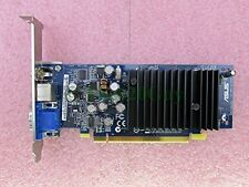 NVIDIA GeForce 6200 for AGP 4x 8x NVIDIA Computer Graphics Cards   eBay HP 5188 2888 NV44 Asus NVIDIA GeForce 6200SE NV44SE DDR 64MB PCIe x16 Video  Card