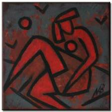 Rjjwai Liebespaar Intimitat Aktmalerei Abstrakte Korperkunst